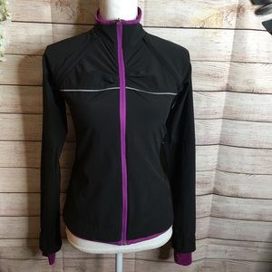 Athleta convertible jacket vest size XS